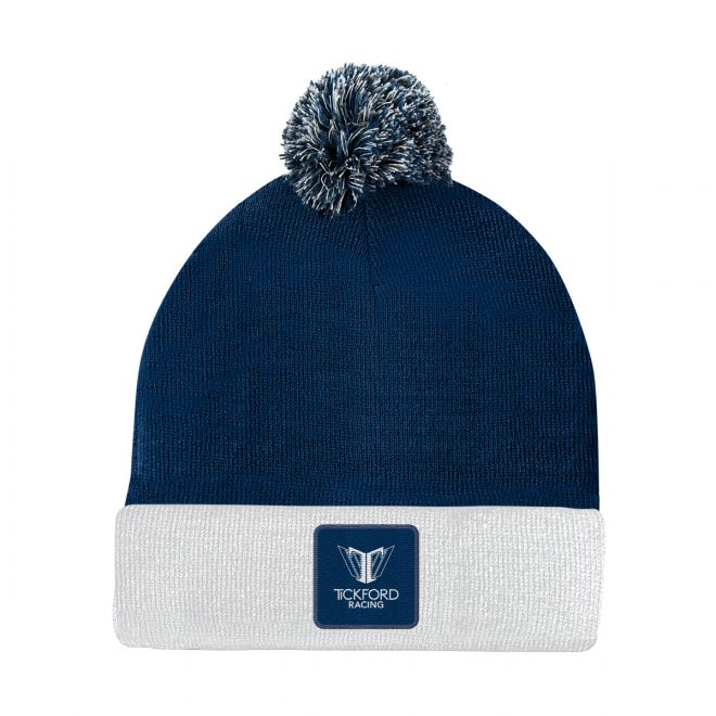 TICKFORD RACING POM POM BEANIE [OSFM]