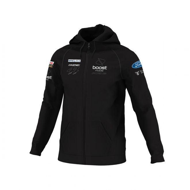 Boost Mobile Racing Team Hoodie Men's