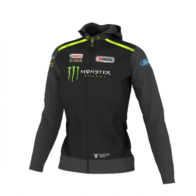 Monster Energy Team Zip Hoodie Women's