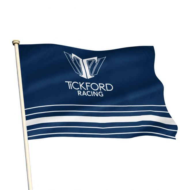 TICKFORD RACING FLAG