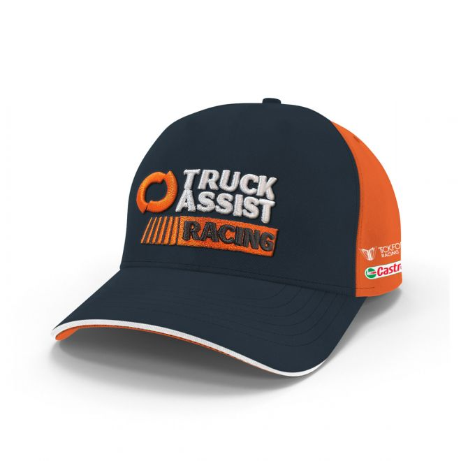 Truck Assist Racing Team Cap Embroidery