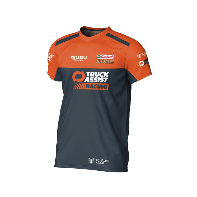 Truck Assist Racing Team T-shirt Men's